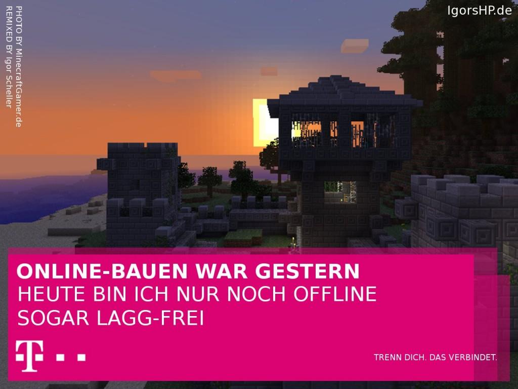 Telekom (anti-) Werbung