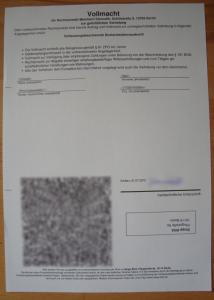 Sammel-Verfassungsbeschwerde gegen Bestandsdatenauskunft