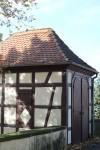 Das alte Spritzenhaus in Klein Karben