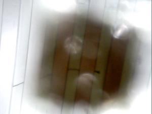 IR-Webcam mit aufgelegtem Filter